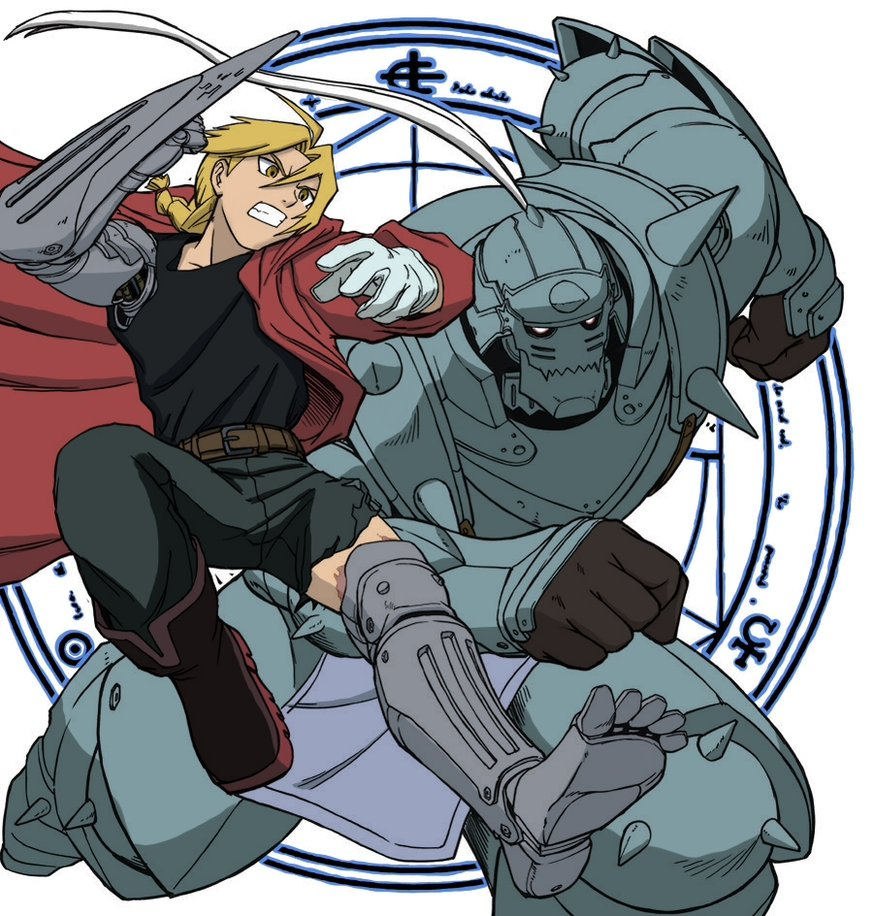 [ANIME] Crítica - Full Metal Alchemist - Brotherhood